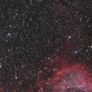 Rose Nebulae,                                Ken-ichiro Tanaka