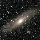 M31 Andromeda Galaxy,                                PghAstroDude