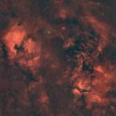 Cygnus in 12nm Ha,                                Robert Huerbsch