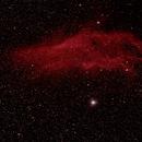 California Nebula NGC 1499,                                Mark Burkatzki