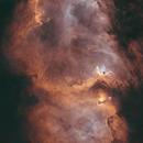 IC1848 - Soul Nebula,                                Per Jensen