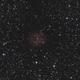 The Cocoon Nebula,                                Mattes