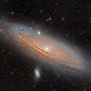M31 Andromeda Galaxy,                                jeffweiss9