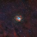 Sh2-112 in HaO3-LRGB,                                equinoxx