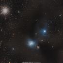 Dust and Stars across Corona Australis,                                Wellerson Lopes