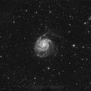M101 Work in progress,                                Emanuele Patassini