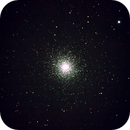 M13 Globular Cluster,                                KHartnett