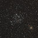 """offener Sternhaufen M 35 mit """"Begleiter"""" NGC 2158 - reloaded,                                astrobrandy"""
