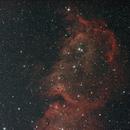 Soul nebula IC 1848,                                freddom38