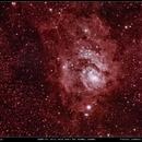 M8 - Lagoon Nebula,                                José Miranda