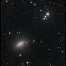 The Amazing Sombrero Galaxy - M104,                                Andy 01