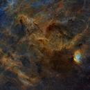Tulip Nebula,                                KC