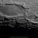 Moon - Schickard and the overflowed pan,                                Axel Kutter