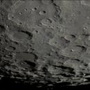 Clavius und Südpol in Farbe,                                Spacecadet