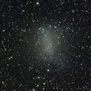 NGC6822 Barnards Galaxy,                                Ian Parr