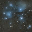 m45 Pleiades,                                Aaron