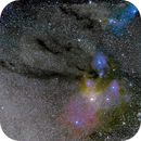 Rho Ophiuchi cloud complex,                                RichR