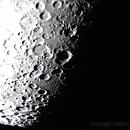 Lune cratere Maurolicus,                                Gallileo_931
