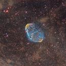 NGC6888,                                Salvatore Iovene