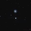 Eskimo nebula (NGC 2392)  ,                                Gianluca Belgrado