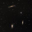 M65, M66 and NGC3628 Leo Triplet Galaxies -,                                Geoff Scott