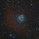 HDW 2 or Sh2-200 or Bearclaw nebula,                                Jens Zippel