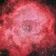 Ngc2239 - Rosette Nebulae HaRGB,                                regis83