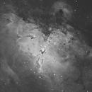 Eagle nebula M16,                                Turki Alamri