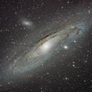 Messier 31,                                t-ara-fan