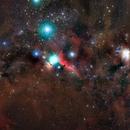 The Stars of Orion,                                Matt Harbison