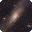 Andromeda Galaxy - M31,                                apothegary