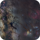 Milky Way Core Region Mosaic,                                Eric Benedetti