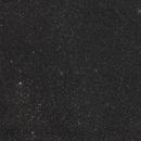 Persée - melotte20 et M34,                                Sébastien Chaline