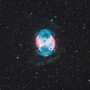 Dumbbell Nebula HOO,                                Trevor Jones