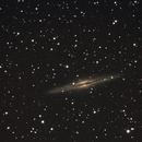 NGC 891,                                Philastro