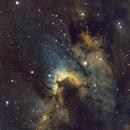 SH2-155 Cave Nebula,                                Gary