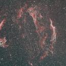 Veil Nebula Cygnus Loop SH2-103,                                Gpsfool