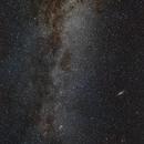 Milky Way from Cyg to Per (2),                                sergio.diaz