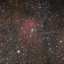 NGC 6823,                                Felix D.