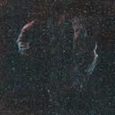 Veil Nebula Ha+[OIII],                                HenrikE