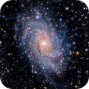 M33: The Triangulum Galaxy,                                gnarayan