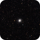Messier 13 - wide field,                                AC1000