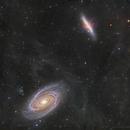 M81 + M82 + IFN,                                samlising