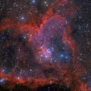 IC 1805 (HST/LRGB),                                Craig Prost