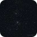 Double Cluster in Perseus,                                pambas