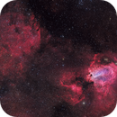 M17 - HaRGB (20h),                                Oliver Czernetz