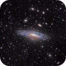 The Deer Lick Group - Featuring NGC 7331,                                John Hayes