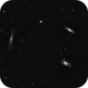 The Leo Triplet -- Wide,                                astropical