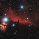 IC 434 Cropped,                                Mike Pelzel