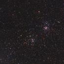 NGC884 Double Cluster,                                Will Czaja